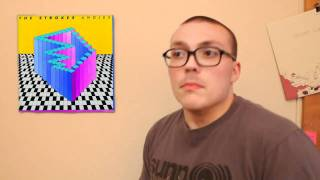 The Strokes- Angles ALBUM REVIEW