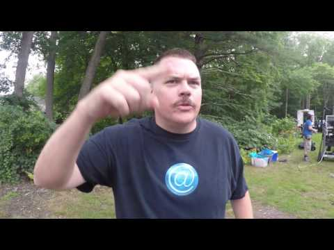 Farva's FIRST DAY on the set of Super Troopers 2!