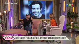Nicolás Cabré en el diván de Vero - Cortá por Lozano 2019
