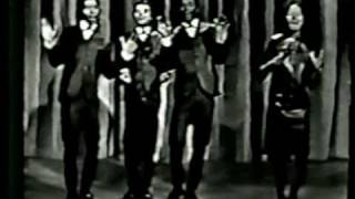 Superbs - Baby Baby All The Time - 60s performance!