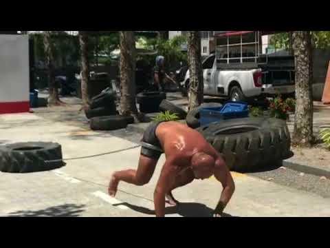 Ilir Latifi Workout
