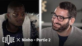 Clique x Ninho, partie 2 : « je rôde sur YouTube, comme tous les autres ! »