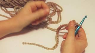 how to crochet lesson 3 half double crochet hdc learn to crochet
