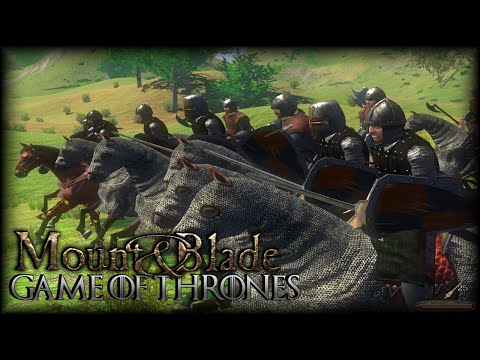 Mount & Blade: Warband | Game of Thrones | #1 RIDE FOR WINTERFELL |