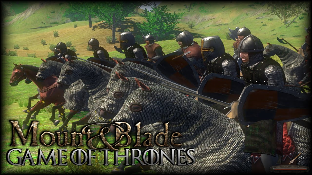 And Thrones Mod Blade Game Mount
