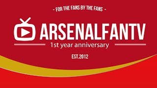 Arsenal FC - THANK YOU GOONERS - 1ST YEAR ANNIVERSARY VIDEO - ArsenalFanTV.com