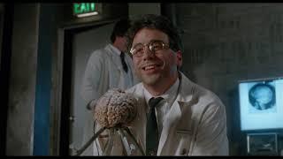 Когда умирает мозг / Мертвый мозг / Brain Dead (1990) HD 1080 (Билл Пуллман, Билл Пэкстон)