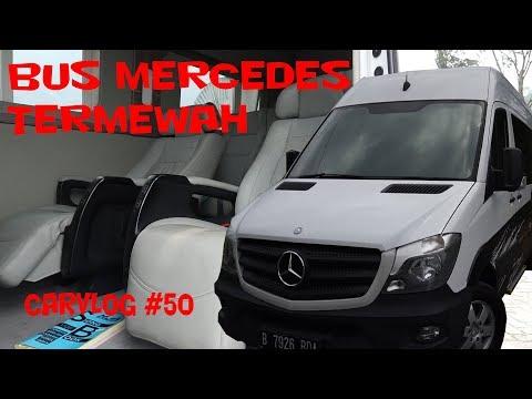 TEST DRIVE + FIRST IMPRESSION BUS VIP | MERCEDES BENZ SPRINTER A2 LUXURY CUSTOM | CARVLOG #50