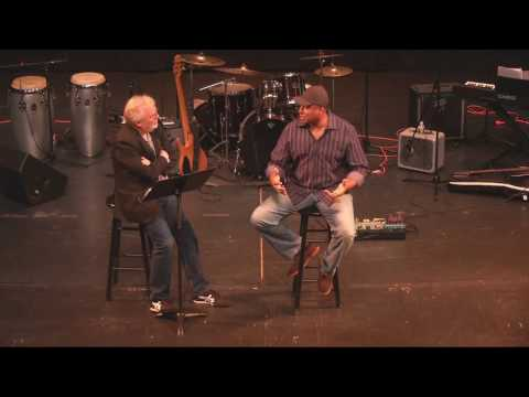 Bernie Williams Interview at Horace Mann Oct. 18, 2016