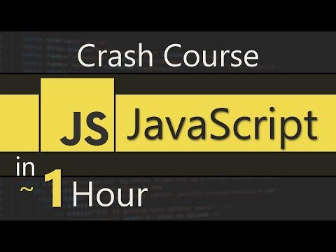 Learn JavaScript For Beginners - (2019) thumbnail
