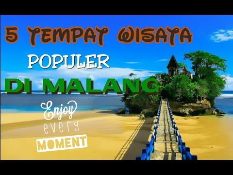 Inillah 5 Tempat Wisata Paling populer Di Malang JAWA TIMUR