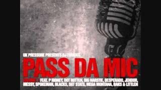 pass da mic volume 1 (part 1)