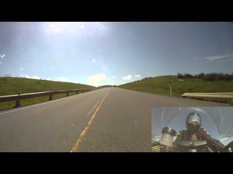 Motorcycle Vlog. Little did he Know. Yamaha R1