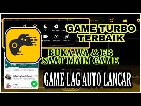 GAME TURBO TERBAIK BUAT GAME HAPE KENTANG SERASA HAPE SULTAN GAME BOOSTER SUPPORT ALL GAMES