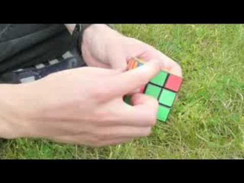 Rsoudre Le Rubiks Cube