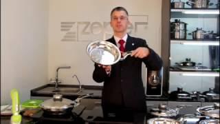 2 способа правильной жарки в Zepter