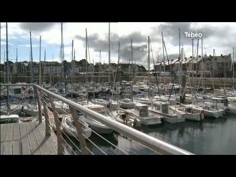Port du Crouesty : Un grand projet de rénovation (Morbihan) - YouTube