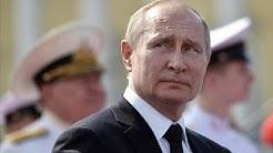 WELT THEMA: 20 Jahre Wladimir Putin - Die irre Karriere eines KGB-Agenten