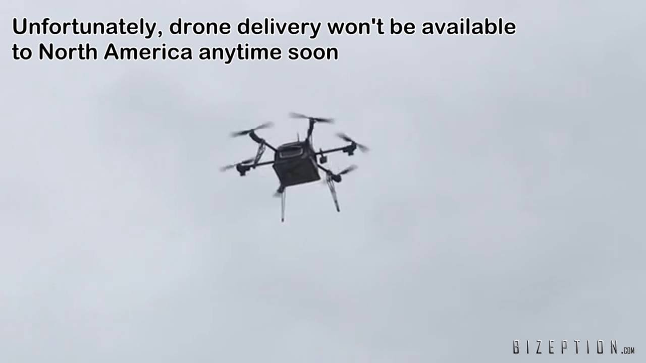 Dominos Pizza To Deliver By Drone
