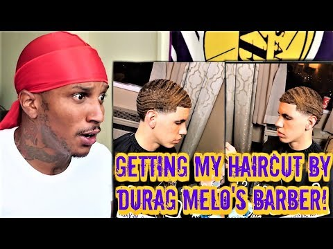 I THINK IM GONNA LET LAMELO BALL BARBER (PHILLY BARBER KING) CUT OFF THE 15 WEEK WOLF!!!