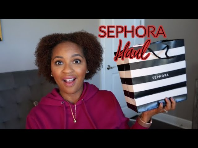 Sephora Haul | Beauty & Fragrance | VIB Sale Haul 2020