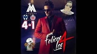 MEMES GOLEADA RAYADOS VS CHIVAS 4-1 LIGA MX APERTURA 2017 JORNADA 4