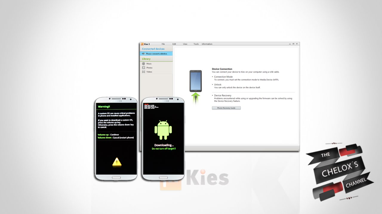 can kies trace location of phone