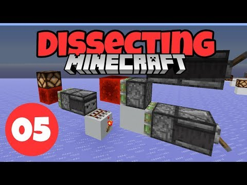 Dissecting Minecraft #5: Logic Gates | Minecraft 1.13