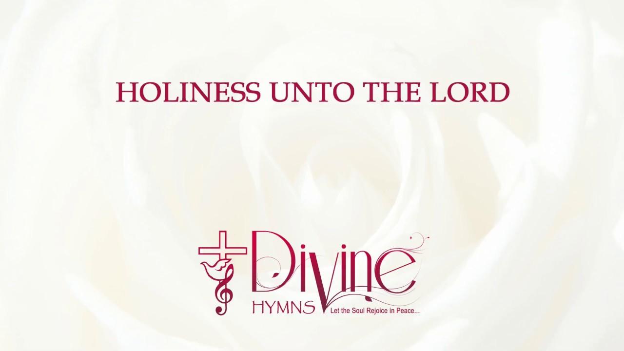 Holiness Unto The Jesus - YouTube - 65.2KB