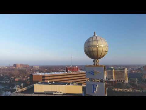Flint, MI drone