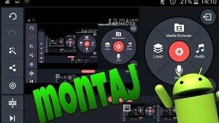 Androidde EN YAXSİ!! 2 video montaj proqrami