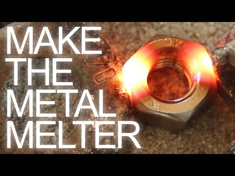 How to Make The Metal Melter