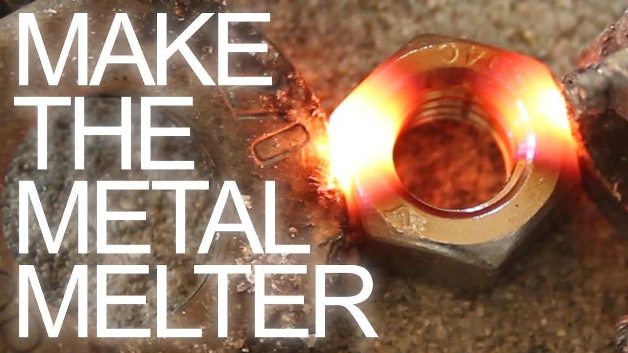 How to Make The Metal Melter #1