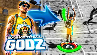 MY OFFENSIVE THREAT DOMINATED BASKETBALL GODZ ON NBA 2K20! BEST BUILD & JUMPSHOT NBA 2K20
