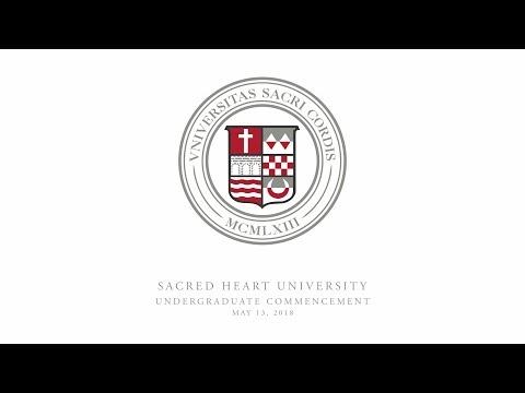 2018 SHU Undergraduate Commencement
