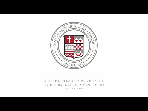 A video of undergraduate commencement ceremonies.