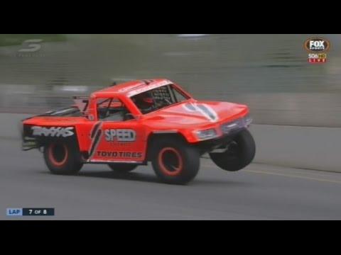 2015 Stadium Super Trucks - Adelaide - Race 2