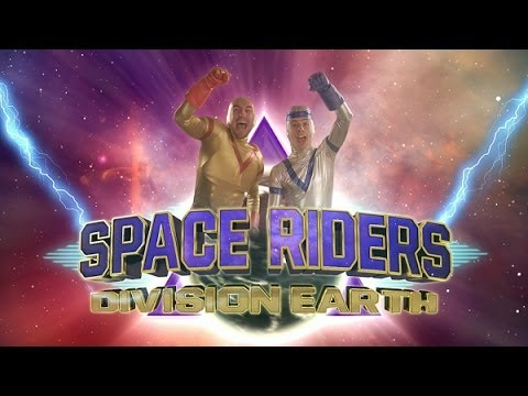 Space Riders: Division Earth Series  2014