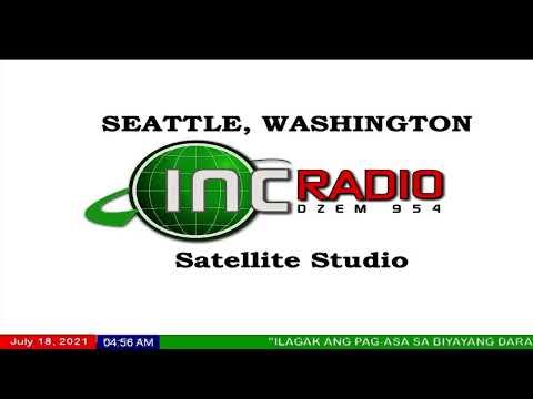 INC Radio Seattle, Washington | July 18, 2021