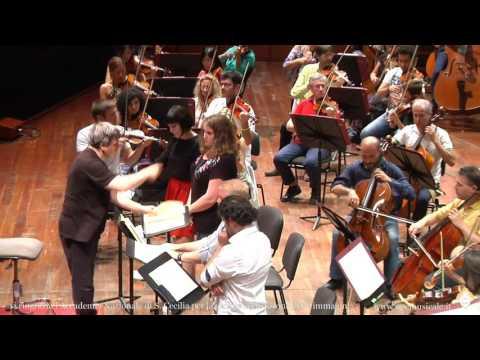Antonio Pappano prova la Nona di Beethoven