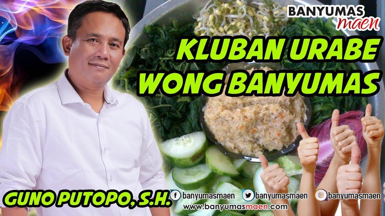Banyumas Maen Kluban Urabe Wong Banyumas Youtube