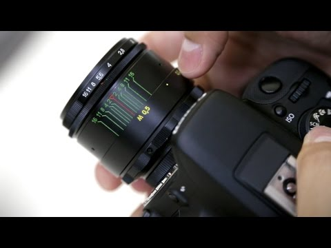 Weird Lens Reviews: Helios 44-2 58mm F/2 With Samples (Full-frame And APS-C)