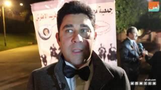 بالصور والفيديو.. فنانو مصر يكرمون فريد الأطرش بتمثال في دار الأوبرا