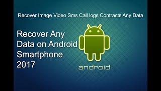 Android data recovery software | Recover any data android data.