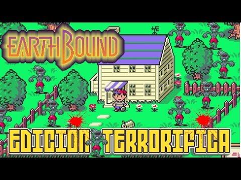 Earthbound: Halloween Hack (Del creador de Undertale)