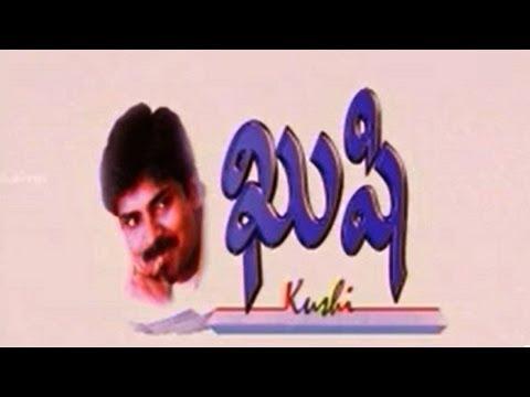 Pawan Kalyan || Kushi Movie Excellent Titles BGM's || Manisharma