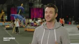 Ringling Bros. Presents Circus XTREME - Behind The Scenes