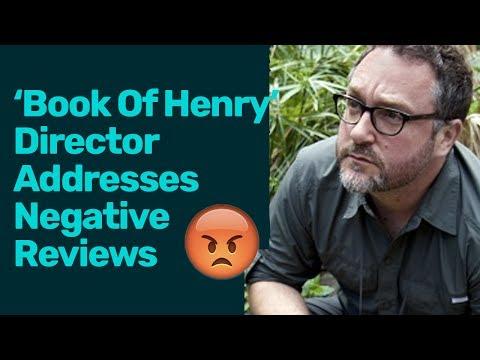 Director Colin Trevorrow Addresses Negative
