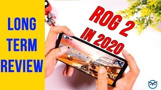 Asus ROG Phone 2 after 6 Months | ROG Phone 2 Pros and Cons | Worth Buying in 2020?  [Hindi]