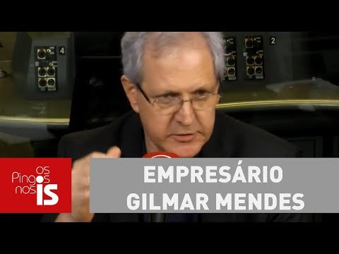 Augusto: O Ministro Gilmar Mendes Absolve O Empresário Gilmar Mendes